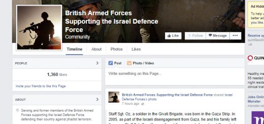 British forces supporting armed forces